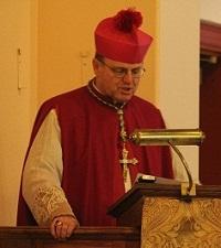 Єпископ Доналд Сенборн